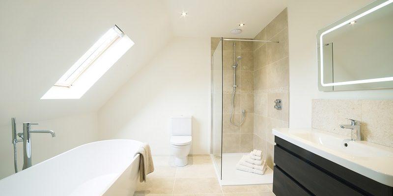 Die perfekte Infrarotheizung für das Badezimmer